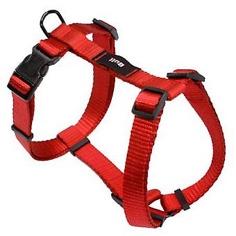 Bull Plain Red Harness (Dogs , Collars, Leads and Harnesses , Harnesses)