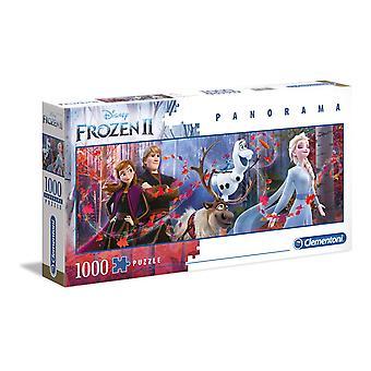 Clementoni Frozen 2 Panorama pussel (1000 stycken)