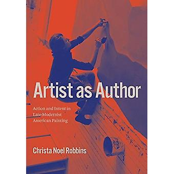 Artist as Author by Christa Noel Robbins