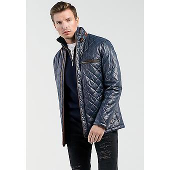 Men's leather jacket Montana