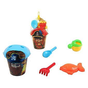 Plážové hračky set Pirate (5 ks) 117465