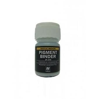 Vallejo Pigment Binder - 30ml jar