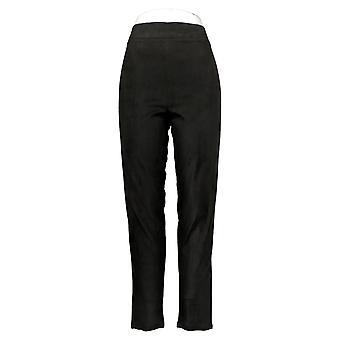 Weiche & gemütliche Damen Leggings plus Polyester Black 663276