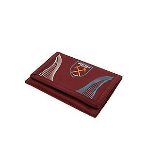 West Ham United FC Nylon peněženka MX