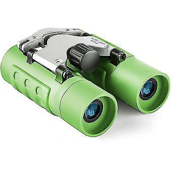 Бинокль бинокль для детей с высоким увеличением 8x21 бинокль с сумкой для переноски для мальчиков и грилями для