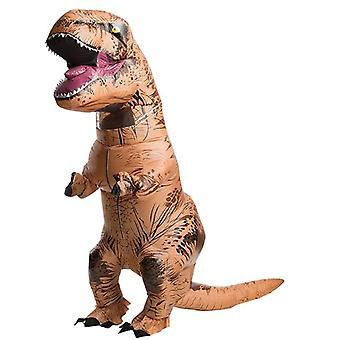 Оригинальный надувной костюм динозавра