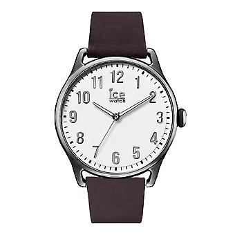 Ice-Watch ICE time Dark brown White Large (013044)