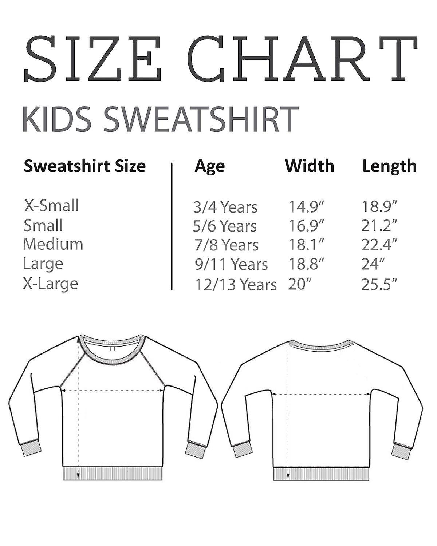 NASA Kelper 16b Interplanetary Travel Poster Kid's Sweatshirt