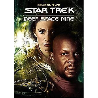 Star Trek - Deep Space Nine: Sæson 2 [DVD] USA import