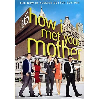 Wie I Met Your Mother: Staffel 6 [DVD] USA Import