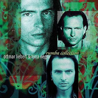 Ottmar Liebert & Luna Negra - 1992-97-Rumba Collection [CD] USA import