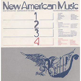 New American Music - Vol. 4-New American Music [CD] USA import