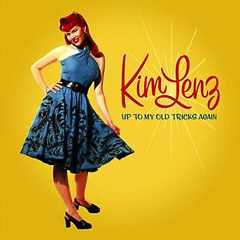 Kim Lenz - Up to My Old Tricks Again [CD] USA import
