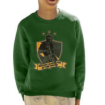 History Writer Call Of Duty Kid's Sweatshirt