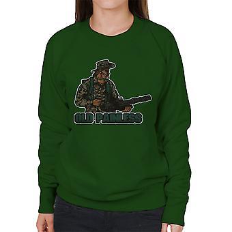 Predator oude pijnloos vrouwen Sweatshirt