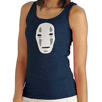 No Face Spirited Away Studio Ghibli Women's Vest