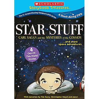 Cosas de estrellas: Carl Sagan y misterios del Cosmos y los E.e.u.u. [DVD] importación