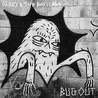 Danny & Darleans - Bug Out [CD] USA import