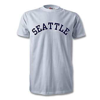 Seattle College Style T-Shirt