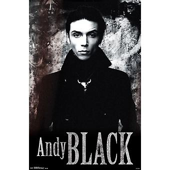 Andy Black - Pierre affiche Poster Print