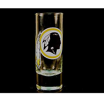 Washington Redskins NFL « Hype » grand verre à Shot