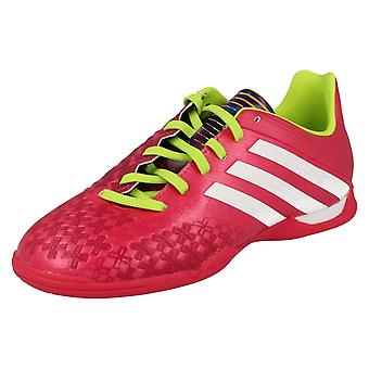 Boys Adidas Football/Astro Trainers P Absolado LZ IN J