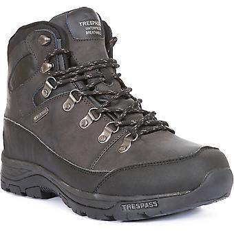 Zawinili męskie Thorburn połowie cięcia skóry wodoodporne buty turystyczne trekkingowe