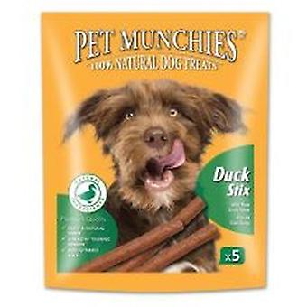 Pet Munchies Duck Stix 10 x 50g