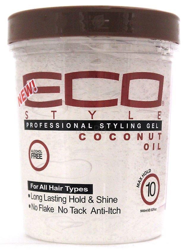 Eco Styler Coconut Oil Styling Gel 946ml