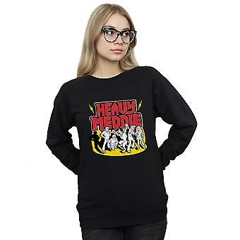 Scooby Doo Women's Heavy Meddle Sweatshirt