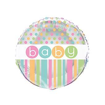 Baby folie ballon