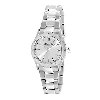 Kenneth Cole Nowy Jork kobiety nadgarstka zegarek analogowy ze stali nierdzewnej 10008208 / KC4932