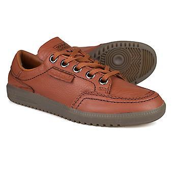 Adidas оригиналы SPZL Spezial Garwen коричневый кожаный тренеры BA7724