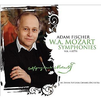 W.a. Mozart - Mozart: Symphonies, Vol. 4 [SACD] USA import