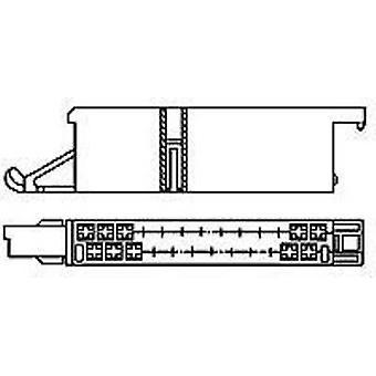Caja de TE conectividad Pin - cable J-P-T número de espaciamiento de pernos 25 contacto: 5 mm 925470-2 1 PC