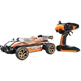 Amewi 22226 Fierce 1:18 RC model car for beginners Electric Truggy 4WD Incl. batteries and charger