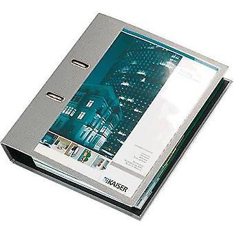 Kestävä itsetiivistävällä laukku POCKETFIX - 8096 paperikoko: A4 (W x H) 210 x 297 mm Transparent 25 PCs() 809619