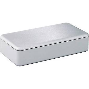 Strapubox 2410GR Caja Universal 100 x 51 x 25 acrilonitrilo-butadieno-estireno gris 1 PC