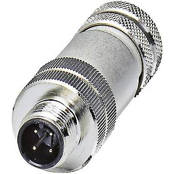 Phoenix, entre em contato 1693416 SACC-M12MS-5CON-PG 7-SH campo anexável Plug conector M12