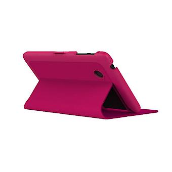 Speck FitFolio Case for Verizon Ellipsis 7 - Raspberry Pink
