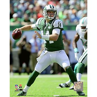 Sam Darnold 2018 Action Photo Print