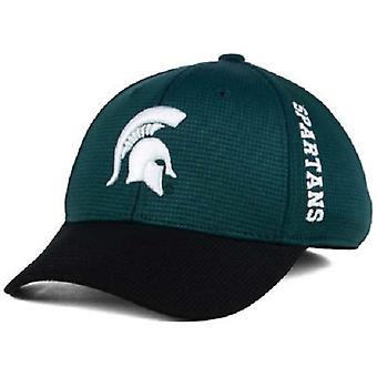 Estado de Michigan Spartans NCAA remolque Booster juventud estiramiento sombrero cabido