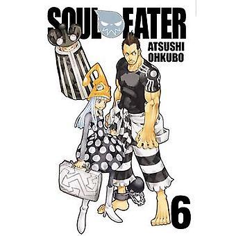 Soul Eater - v. 6 por Atsushi Ohkubo - libro 9780316071093
