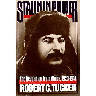 Stalin no poder - a revolução da acima - 1928-1941 por Robert C. T