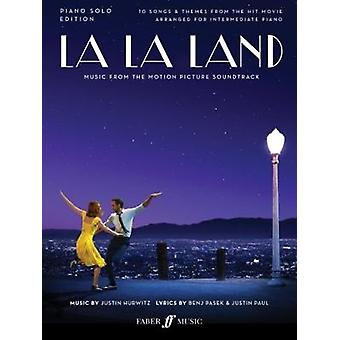 La La Land by Justin Hurwitz - 9780571540358 Book