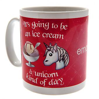 Emoji Official Unicorn Mug