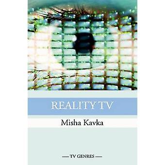 Realtà TV di Misha Kavka - 9780748637232 libro
