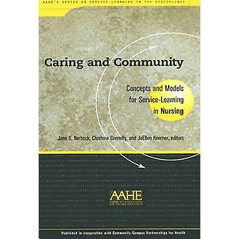 Zorg en Gemeenschap - concepten en modellen voor Service-learning in Nur