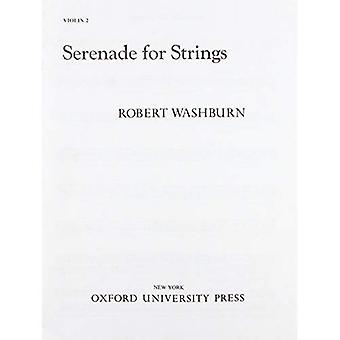 Serenata para cuerdas: violín 2