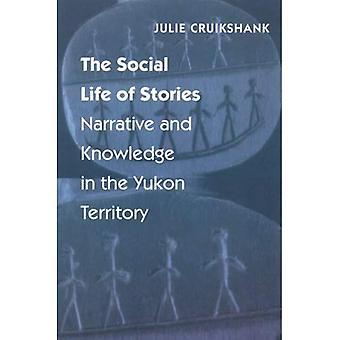 A vida Social das histórias: a narrativa e conhecimento no território de Yukon